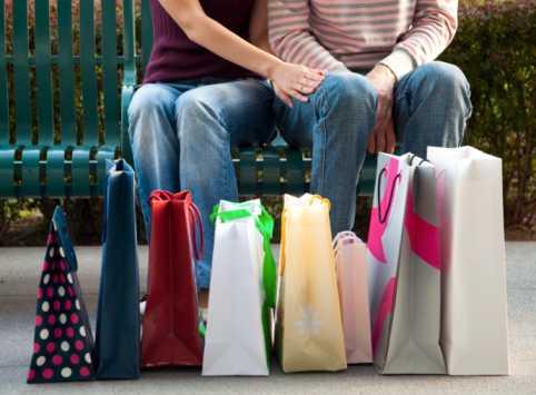 Mäns shoppingbeteende liknar mer och mer kvinnors.