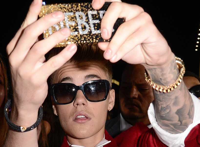 Justin Bieber har gripits för rattfylla.