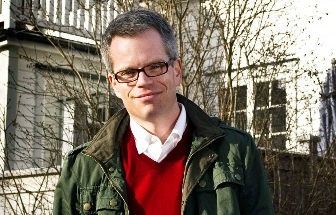"Alexander Norén är programedare i SVT:s ""Gomorron Sverige""."