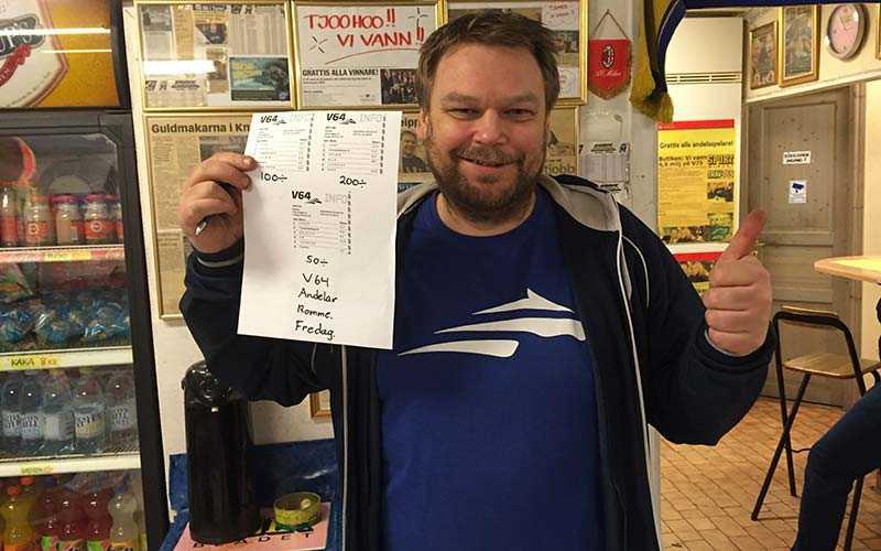 Johan Westermark äger och driver Kneippens spelbutik.