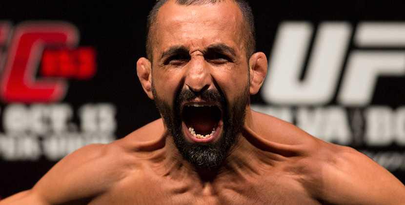 Kastades ut ur UFC nu är Mad dog tillbaka | Aftonbladet