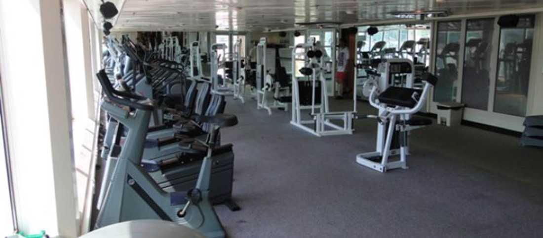 Gymmet.