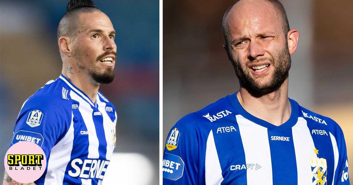 Hamsik redo – Söder borta för IFK Göteborg mot Degerfors