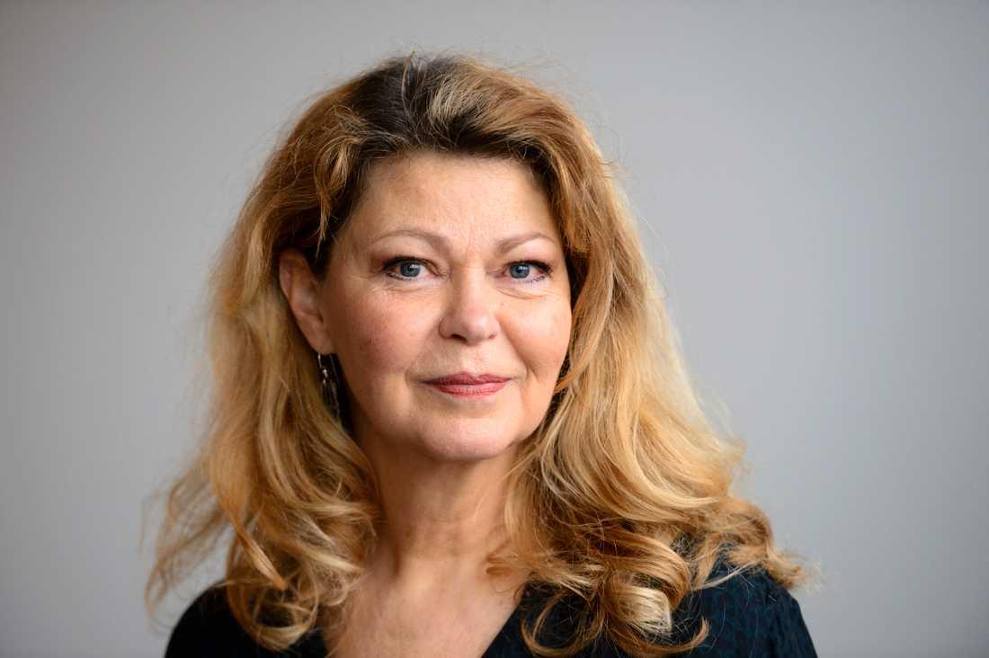 Ing-Marie Carlsson.