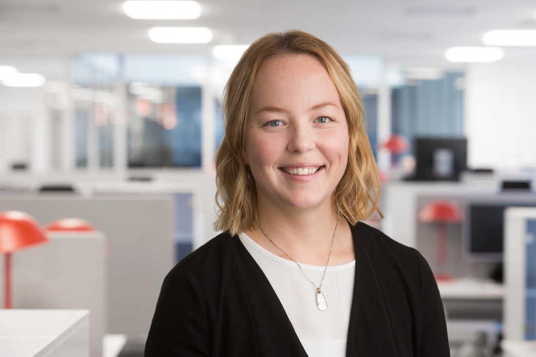 Johanna Alba, kommunikatör, vinnarredaktionen, Svenska Spel.