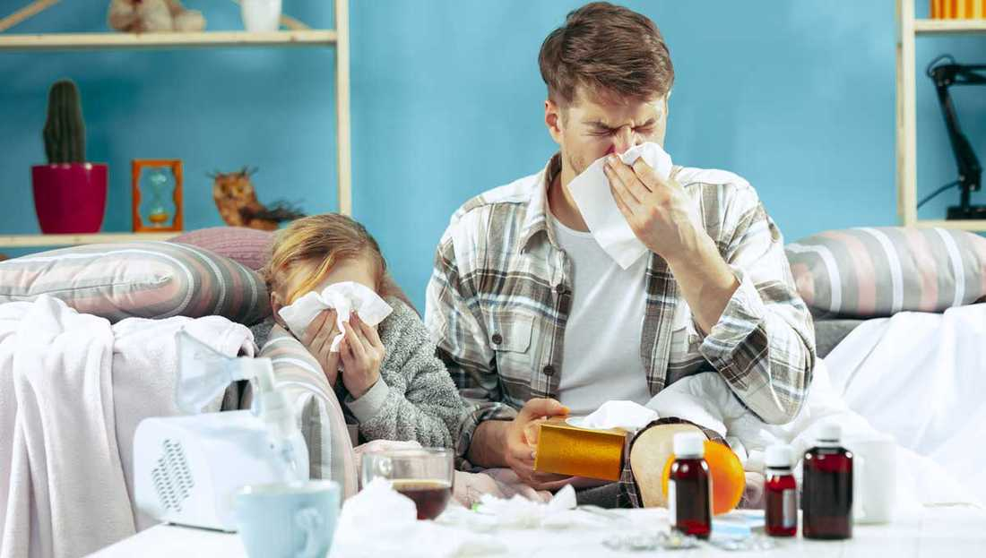 Influensen har nått toppen – men än är det för tidigt att pusta ut.