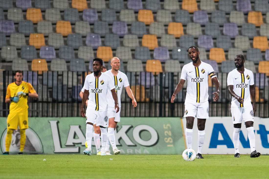 AIK förlorade i Slovenien.