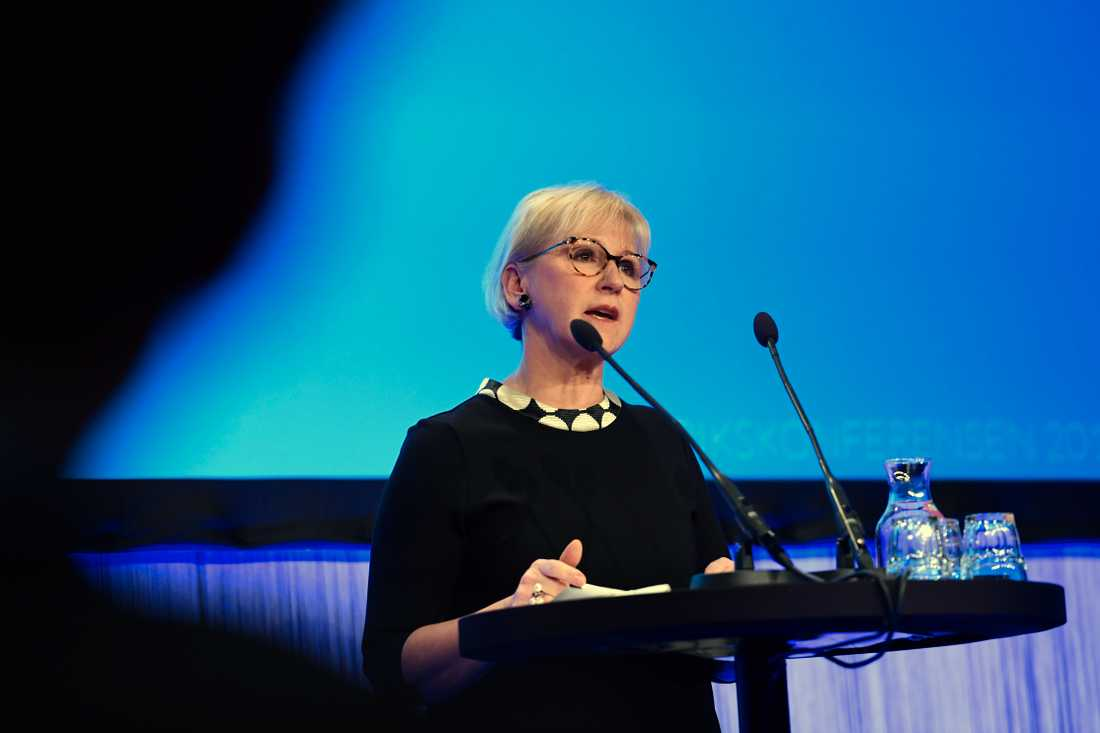 Margot Wallstöm