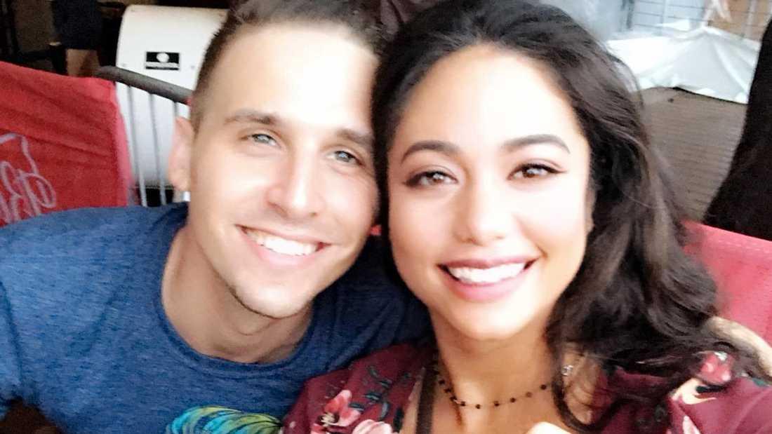 Hagen Mills och Erica Price.