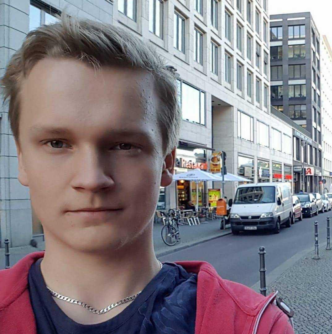 Erik Åström bor i området: Klart att jag är orolig.