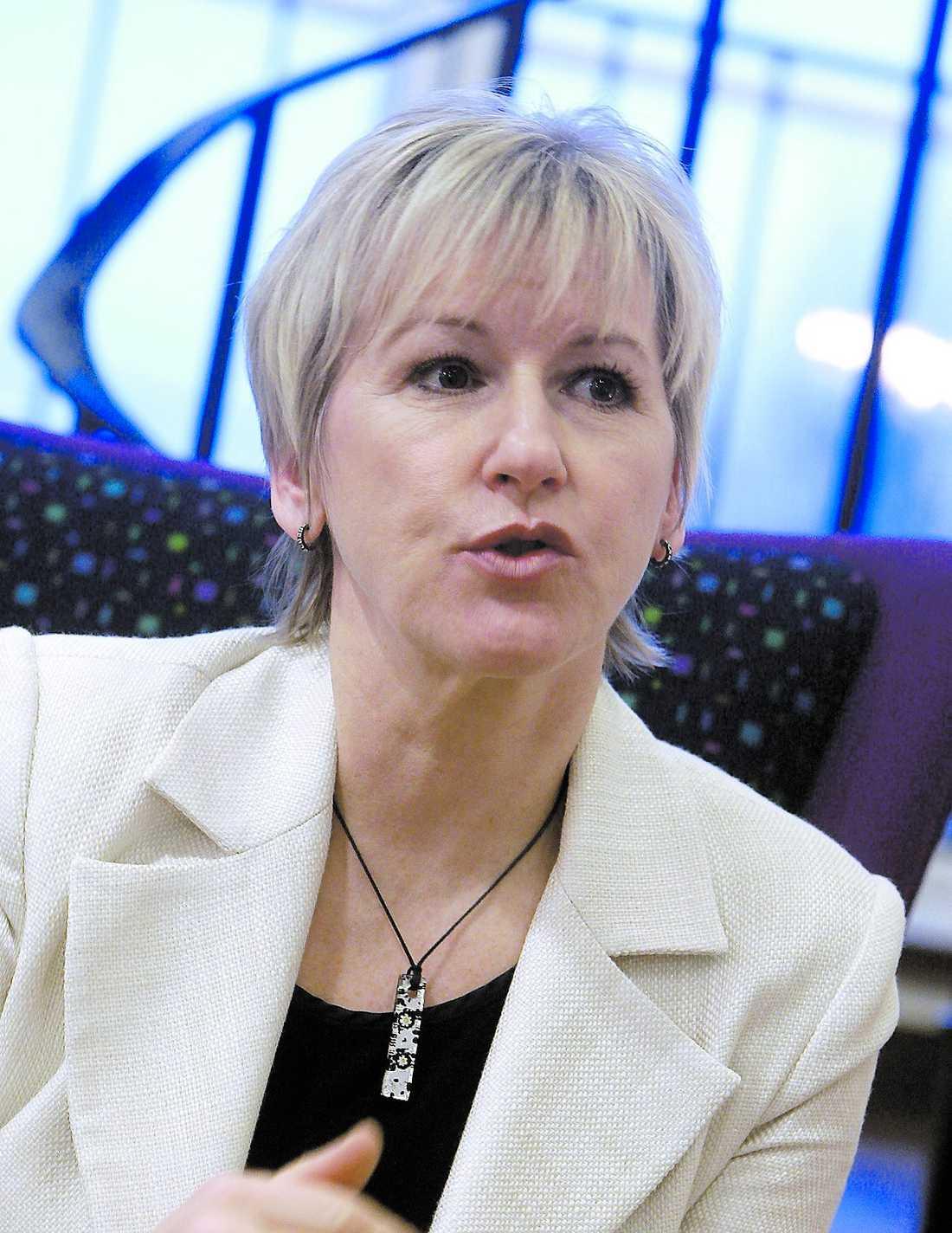 Margot Wallström,55.