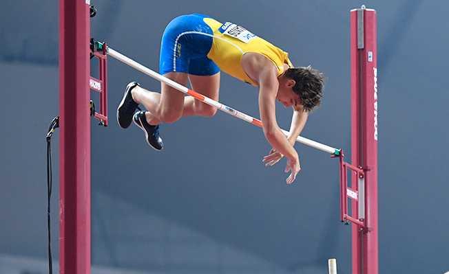 Armand Duplantis går för guld i friidrotts-VM i kväll.