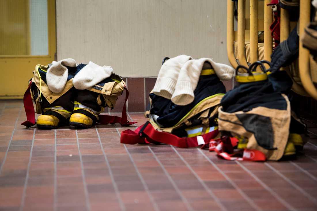 Storumans kommun har efter flera års konflikt köpt tillbaka den brandstation som såldes av misstag för sex år sedan. Arkivbild.