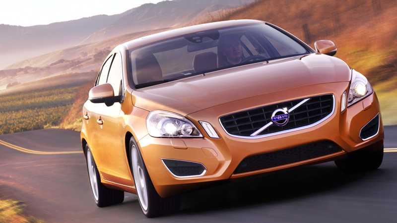 Volvo S60 - en av modellerna som återkallas.