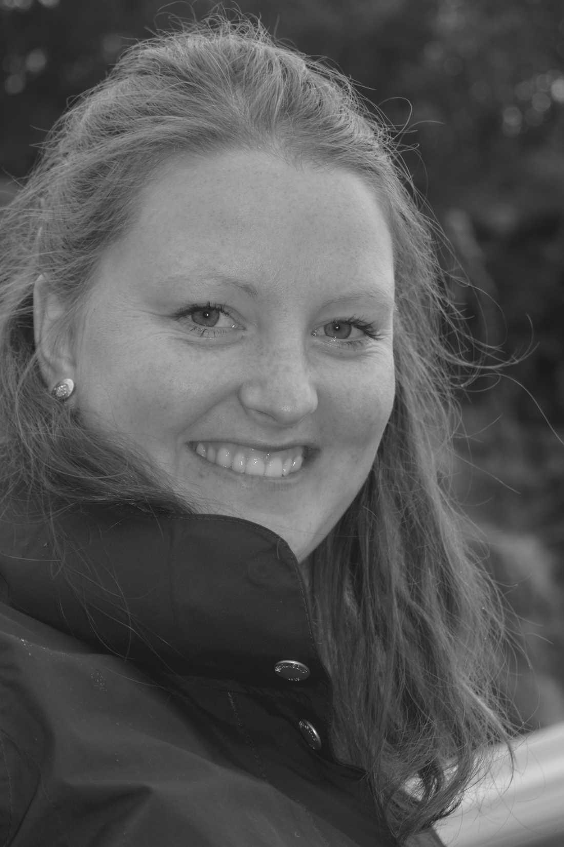 Hanna Molander, enhetschef Solna stad.