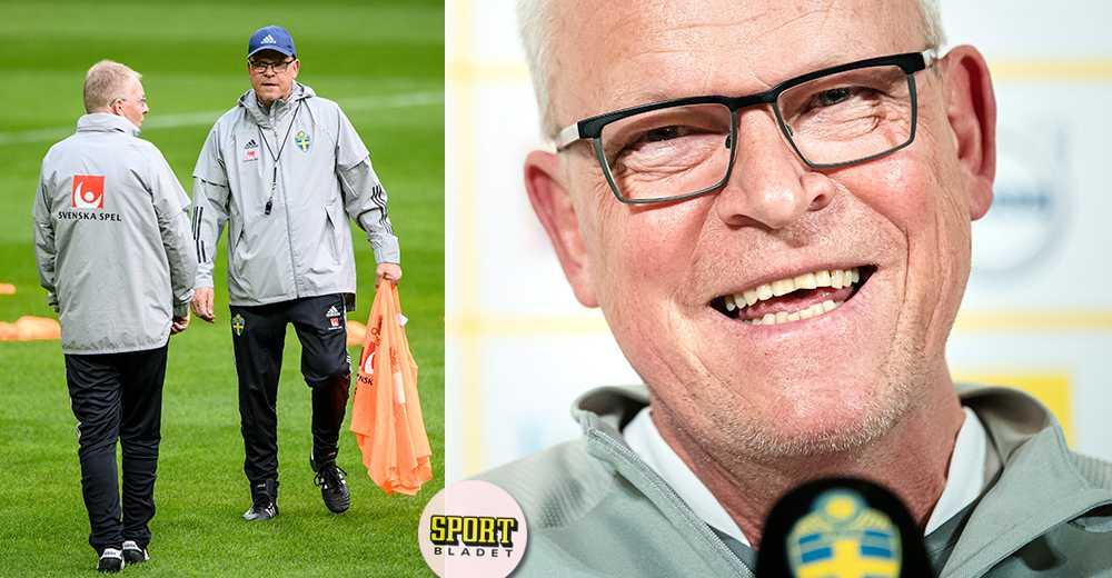 Janne Anderssons drag om EM-livet känns tungt