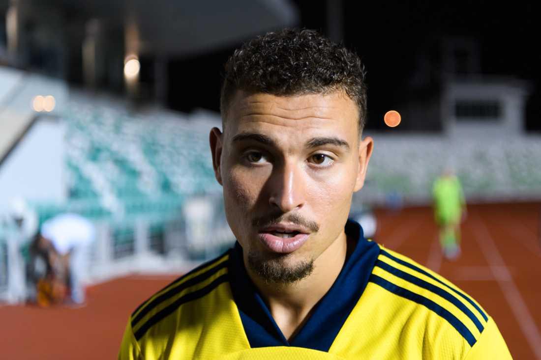 Jordan Larsson.
