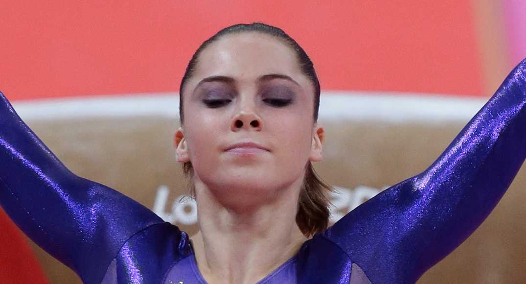 McKayla Maroney under OS i London 2012.