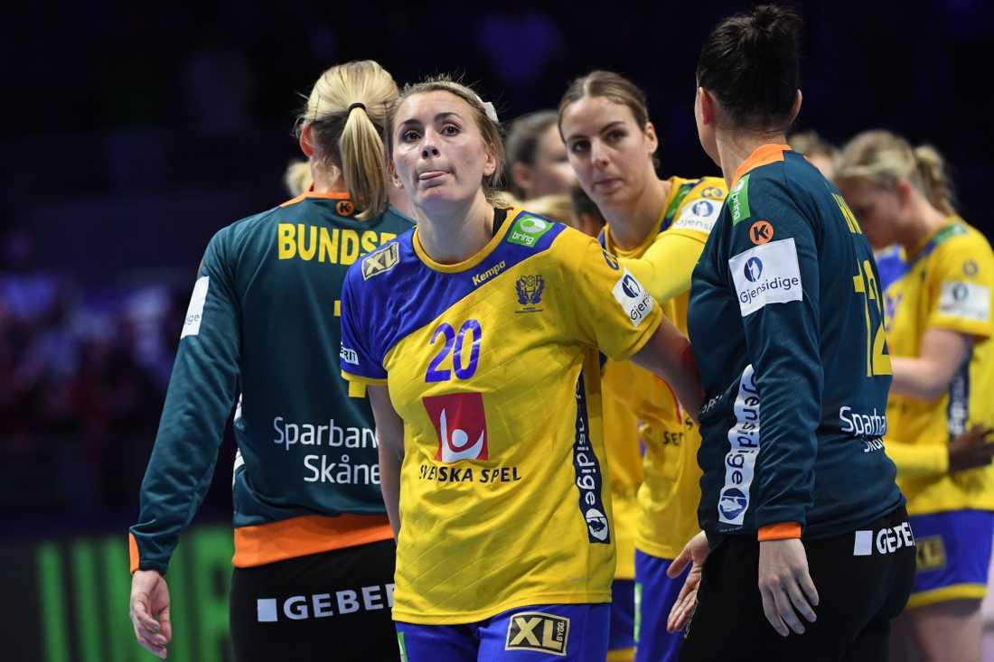 Sverige och Gulldén har en chans
