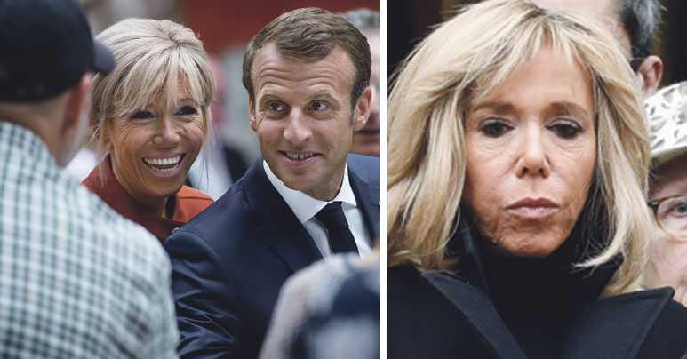 Bok om Macron: Hans närmaste drömmer om att hans fru