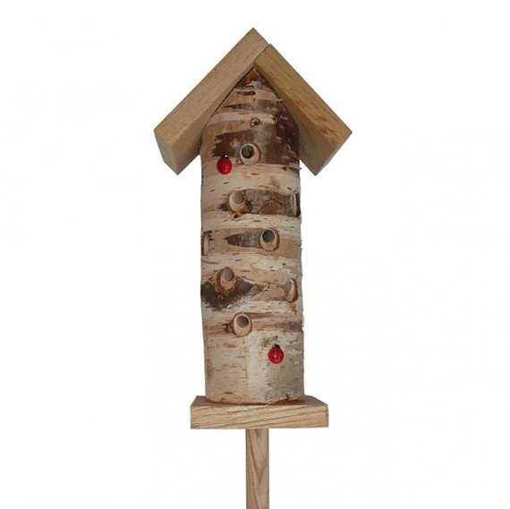 Nyckelpigehus från Eldgarden, 209 kr, Gecko.se.