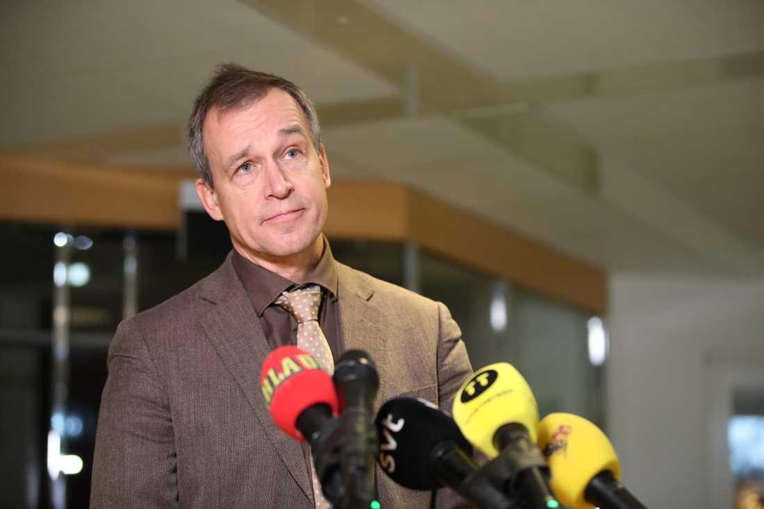 Torgny Dahlberg, advokat.