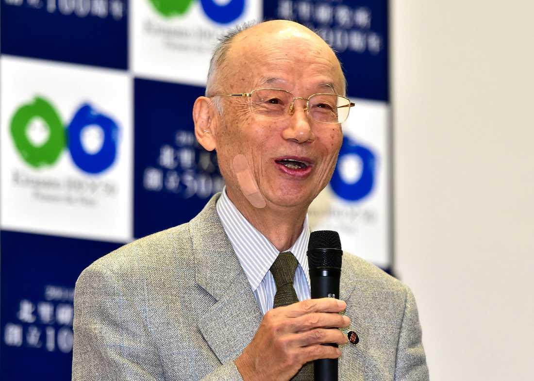 Satoshi Omura, Japan.