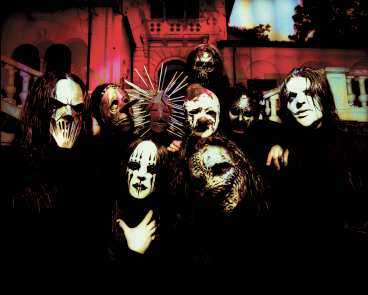Slipknot - ett av alla hårdrocksband.