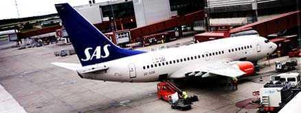 Cirka 300 flygningar kommer att ställas in.