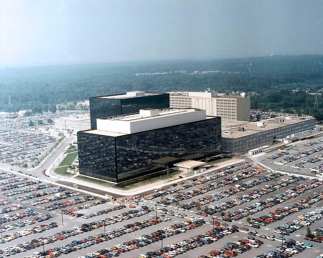 38 000 människor jobbar på NSA.