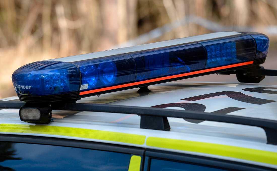Den bil som stals i samband med ett mord i Markaryd har setts i Malå, där en man är försvunnen. Arkivbild.