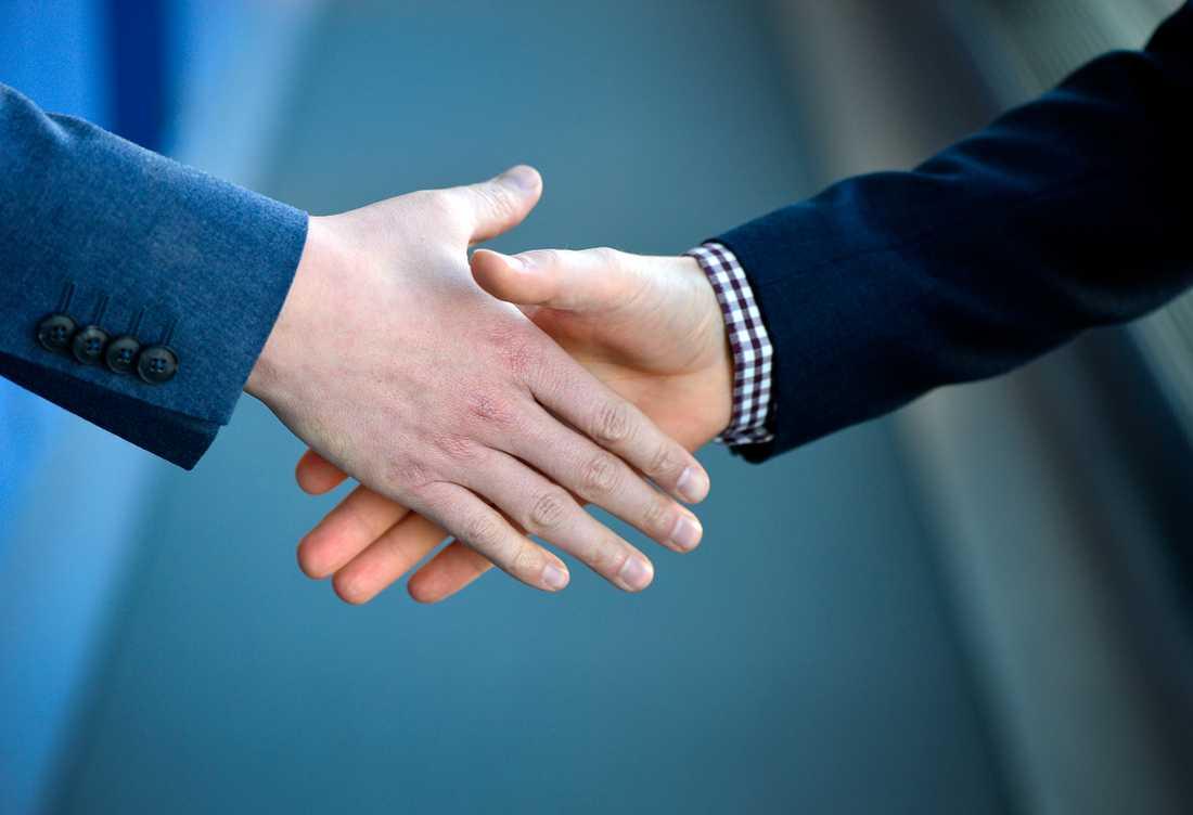 Ta i hand – eller glöm anställning i Trelleborgs kommun.