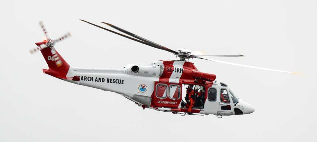Sjöräddningen undsatte två ungdomar i en drivande båt i Kattegatt sent på torsdagskvällen. Arkivbild