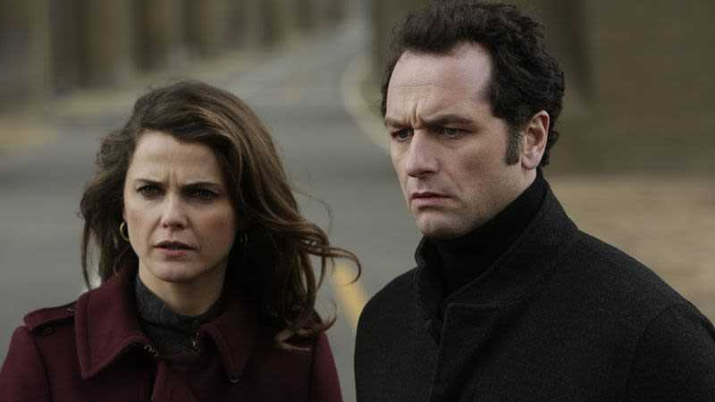 """""""The Americans""""."""