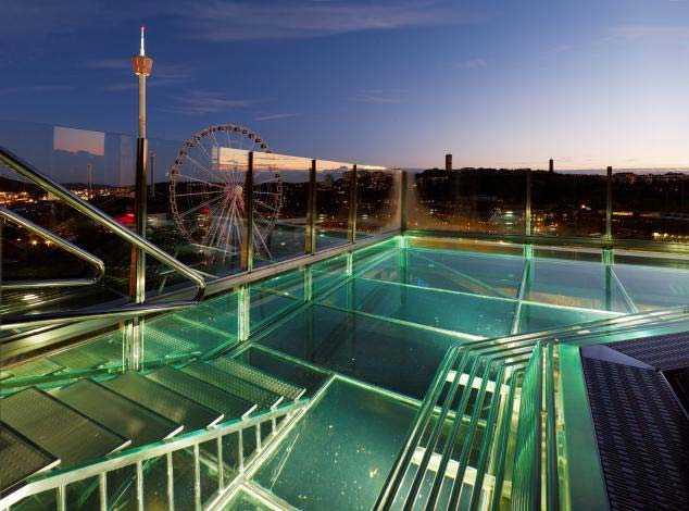 Bäst i test: Upper House i Göteborg får bäst omdömen av hotellgästerna.