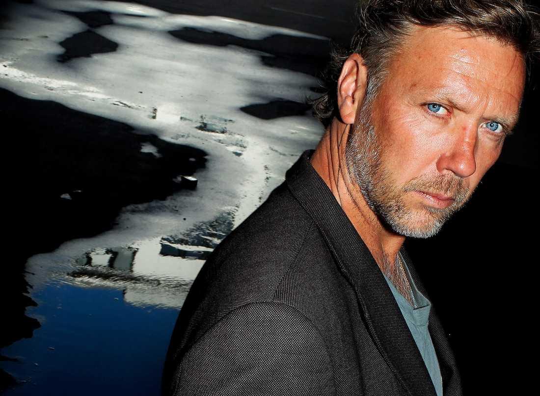 KARRIÄREN HOTAD Mikael Persbrandt uttryckte oro för sin karriär när polisen grep honom för knarkbrott. Nu kan hans Hollywood-debut vara i fara.