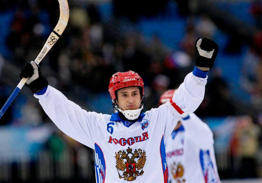 Misja Svesjnikov är klar för Ljusdal.