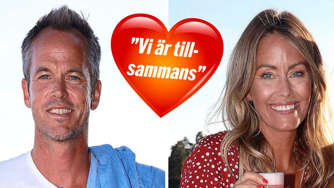 Magnus Norman och Jessica Wahlgren.