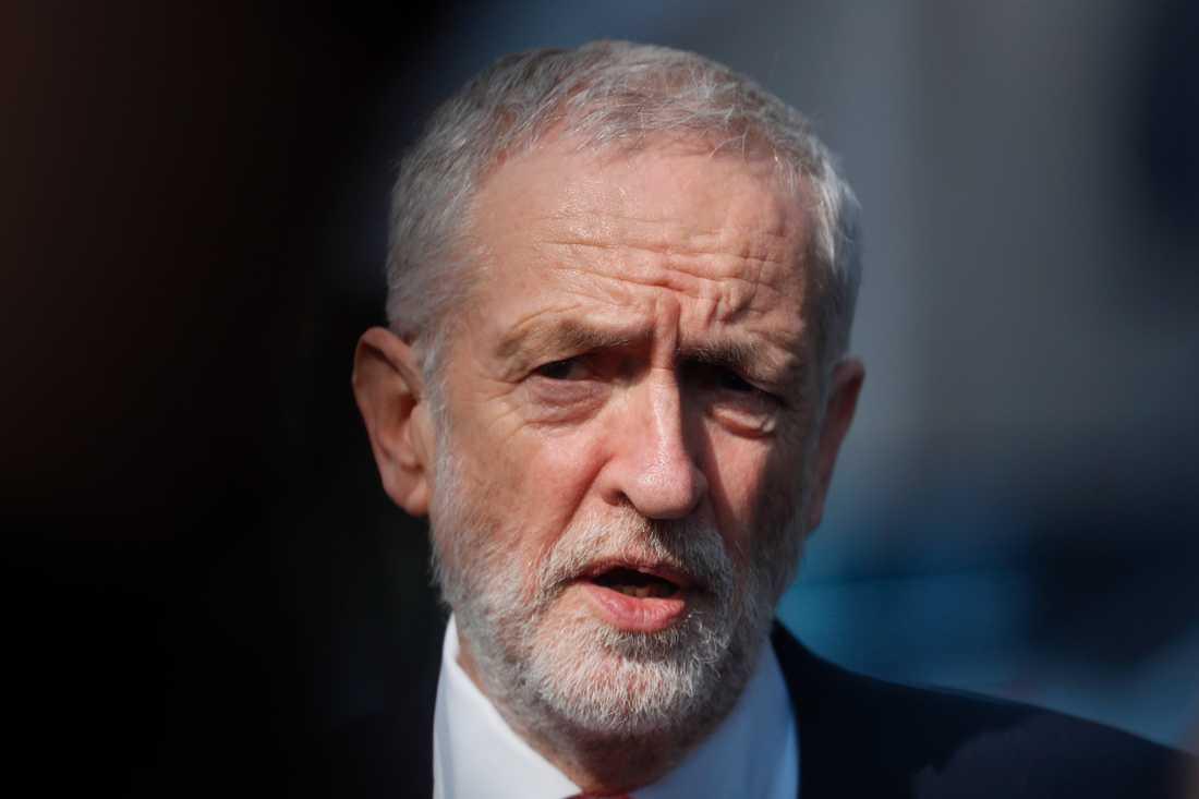 Labours tidigare partiledare Jeremy Corbyn. Arkivbild.