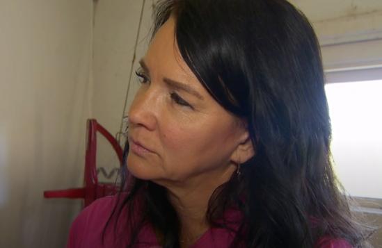 """Sofia Wistam i """"Sofias änglar""""."""