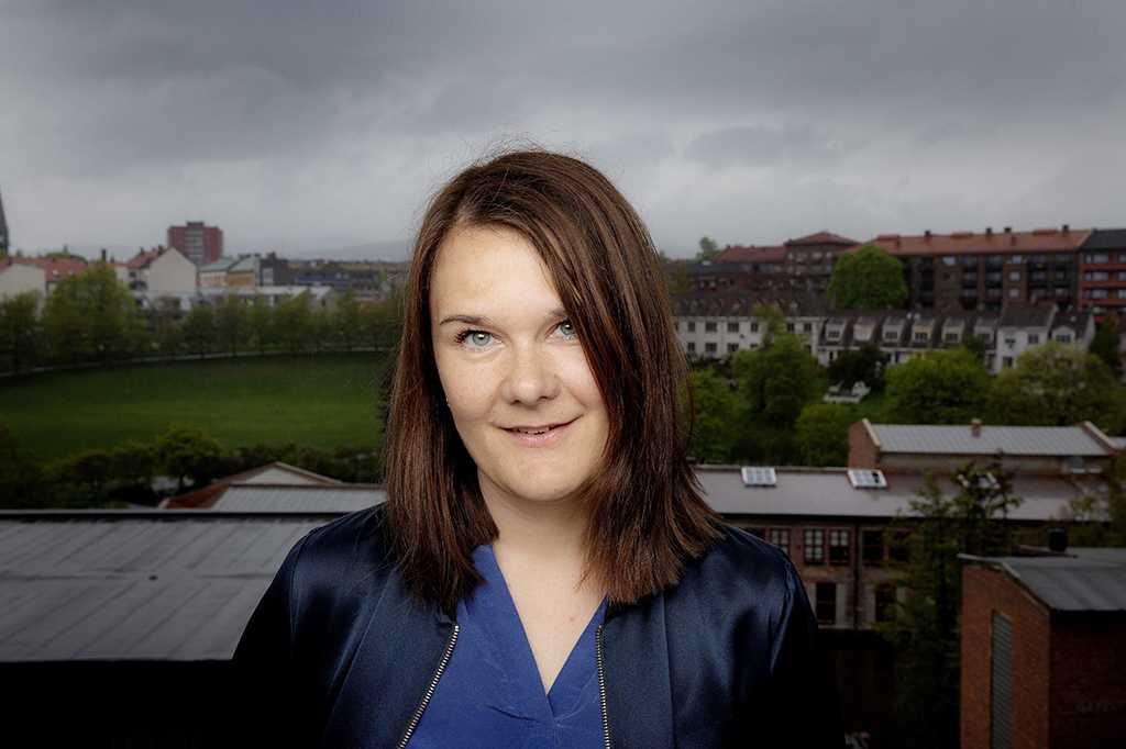 Marie Aubert.