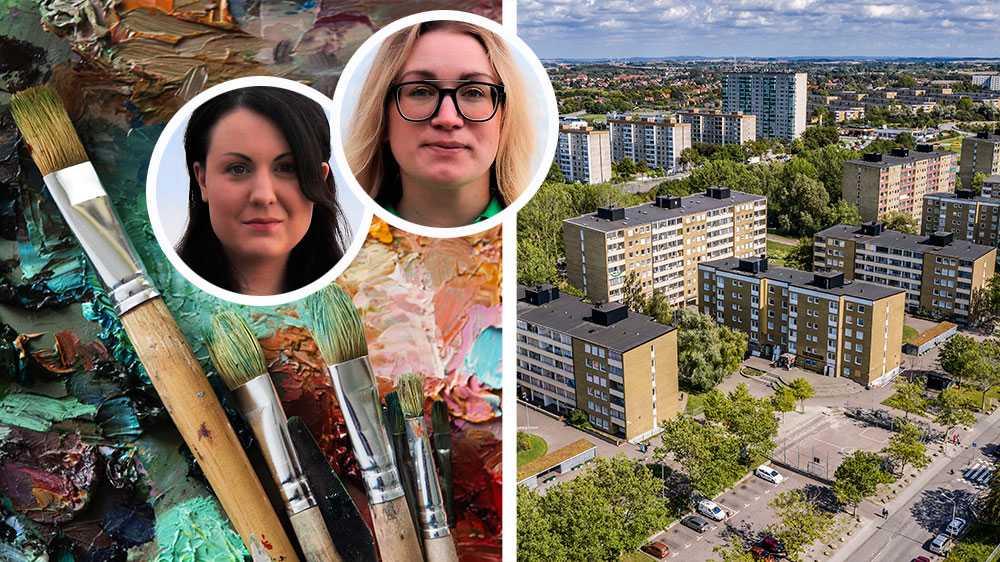 Socialdemokraterna tillsammans med Liberalerna har övergett tanken att placera det nya konstmuseet i Rosengård, ett svek mot både dem som bor där och för resten av Malmö, skriver Charlotte Bossen och Michaela Esseen (C).