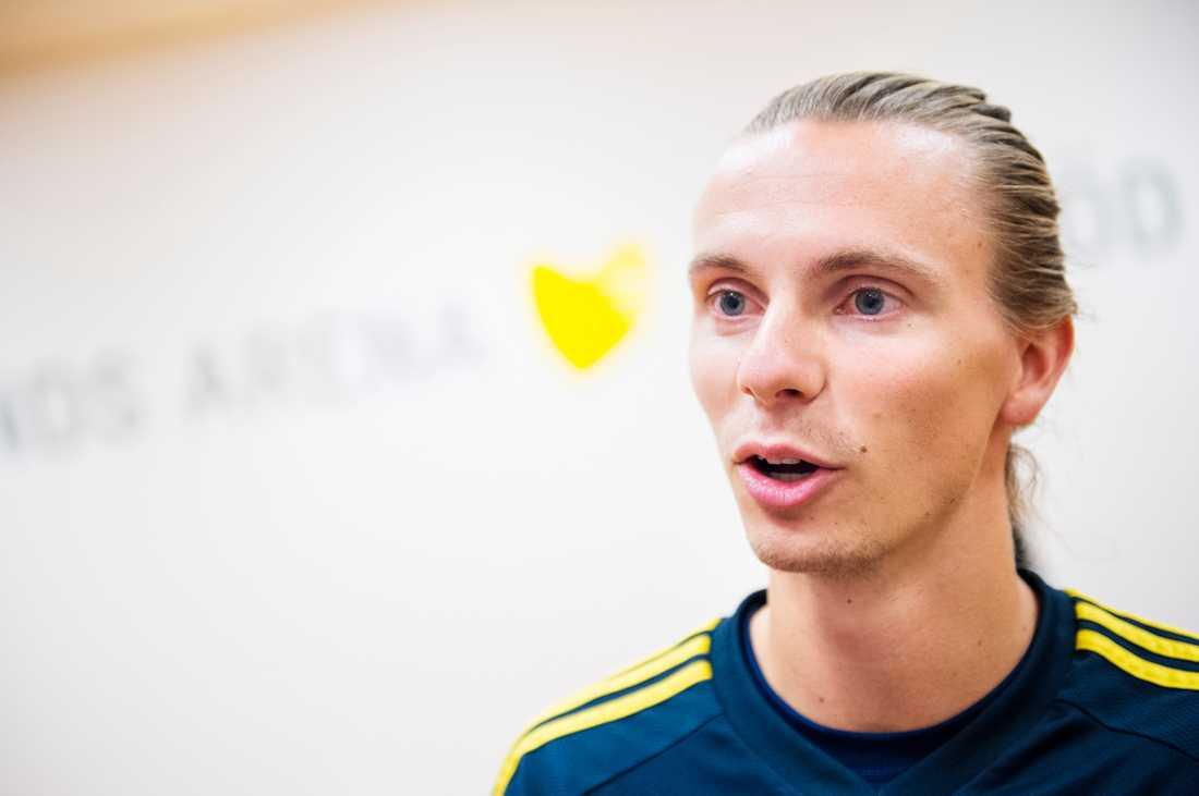 Niklas Hult.