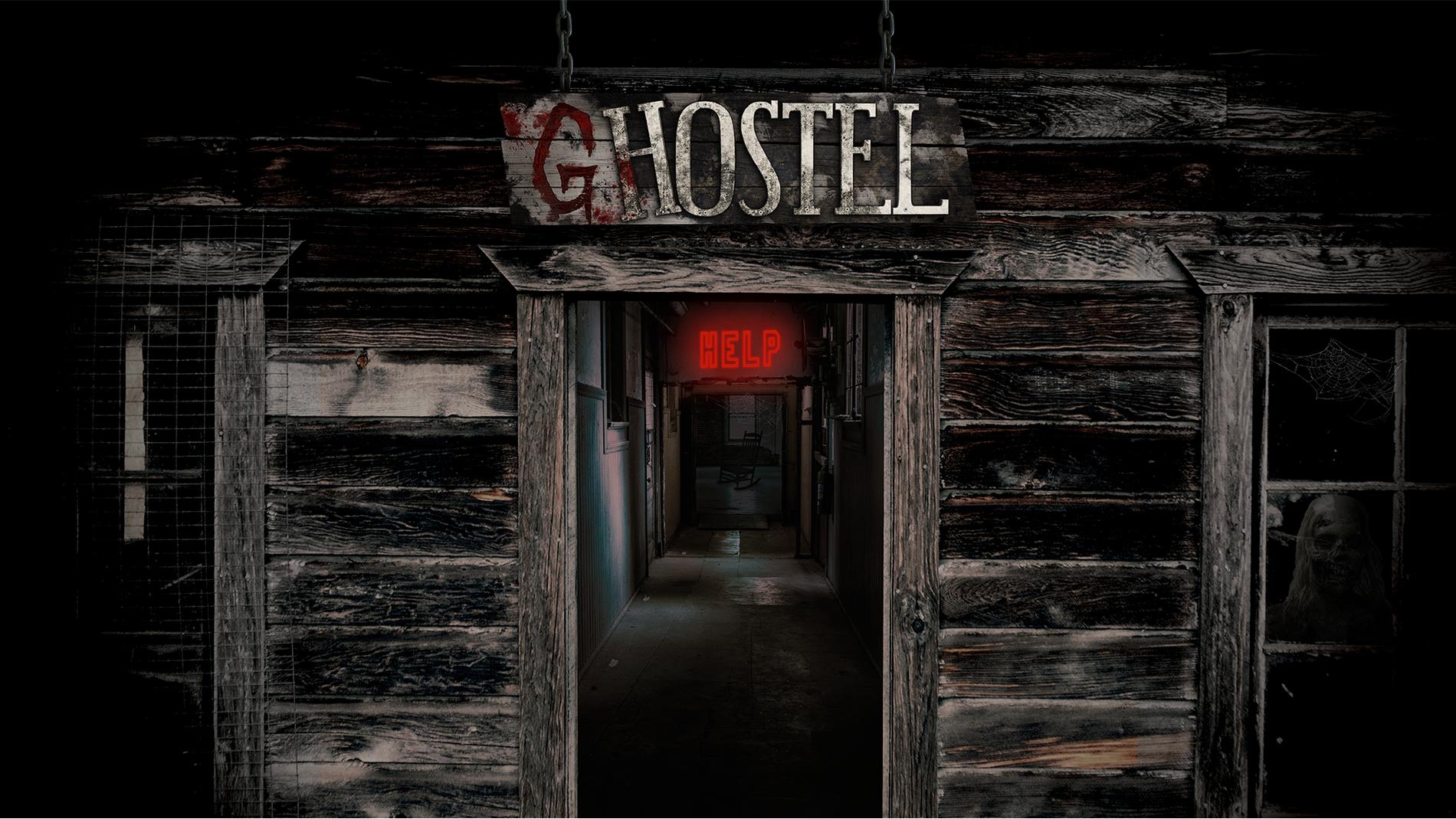 Ghostel är en upplevelse för de lite modigare.