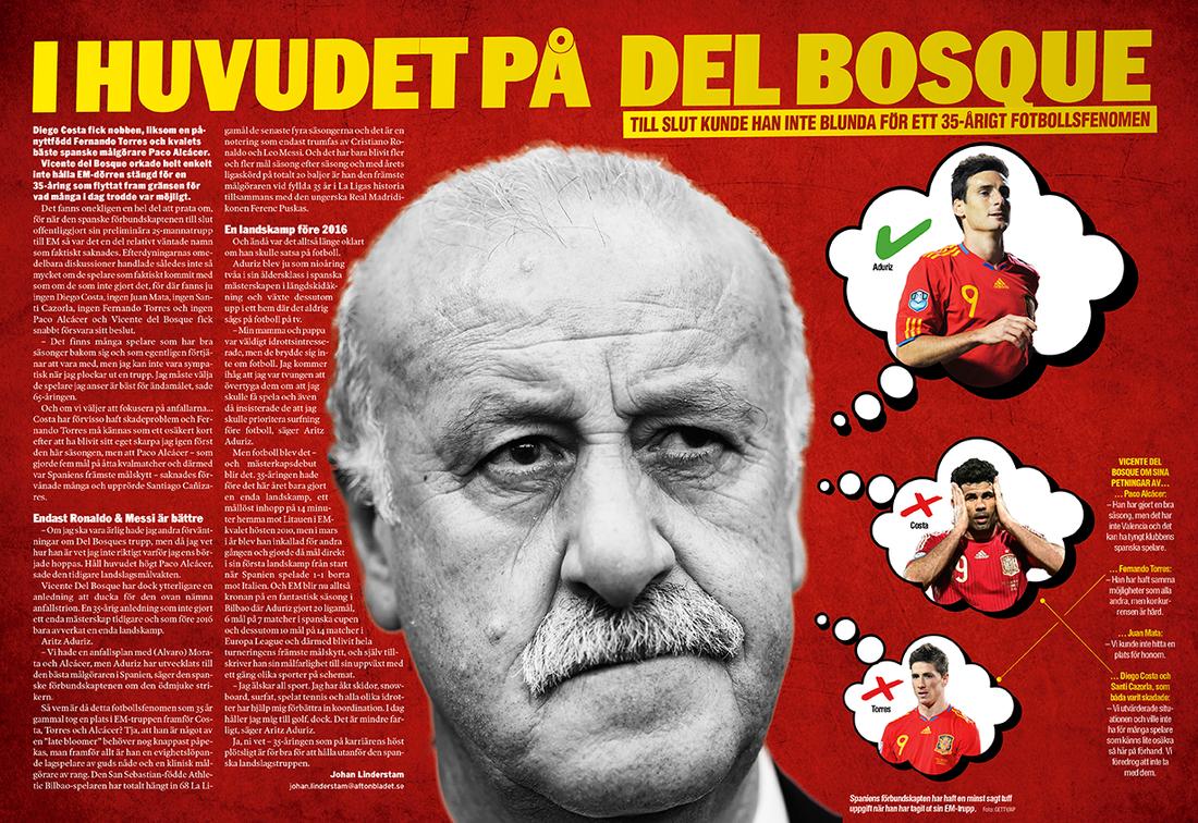 Den spanska fotbollsrevolutionen – så tog La Roja över världens största sport.
