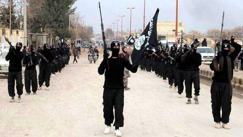 Islamiska staten.