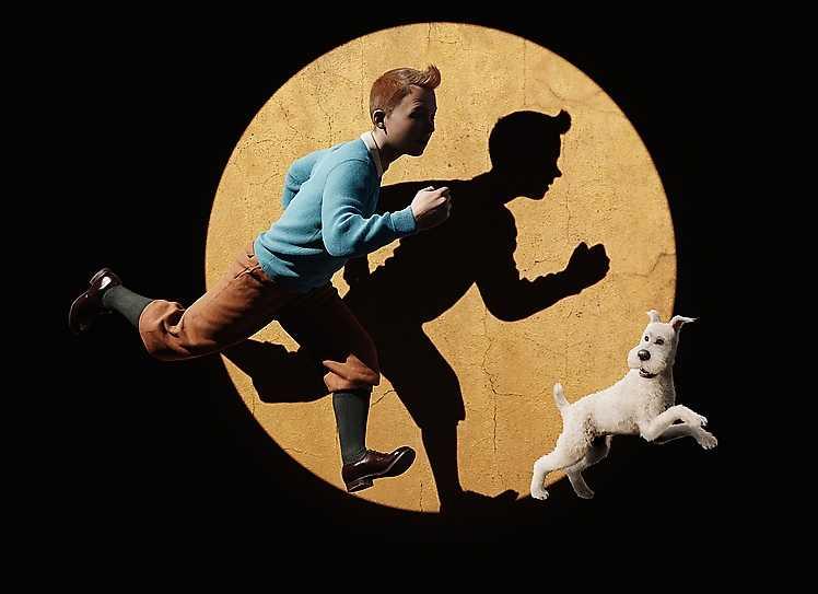 """Tintin – secret of the unicorn"", premiär 28 oktober."