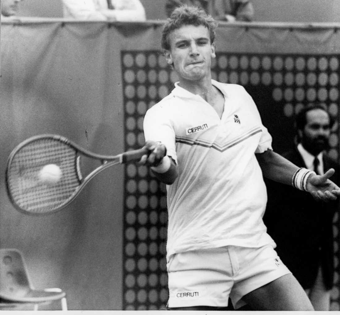 1984, Ivan Lendl (CZE) Vann över John McEnroe (USA) med sifforna 3-6, 2-6, 6-4, 7-5, 7-5.