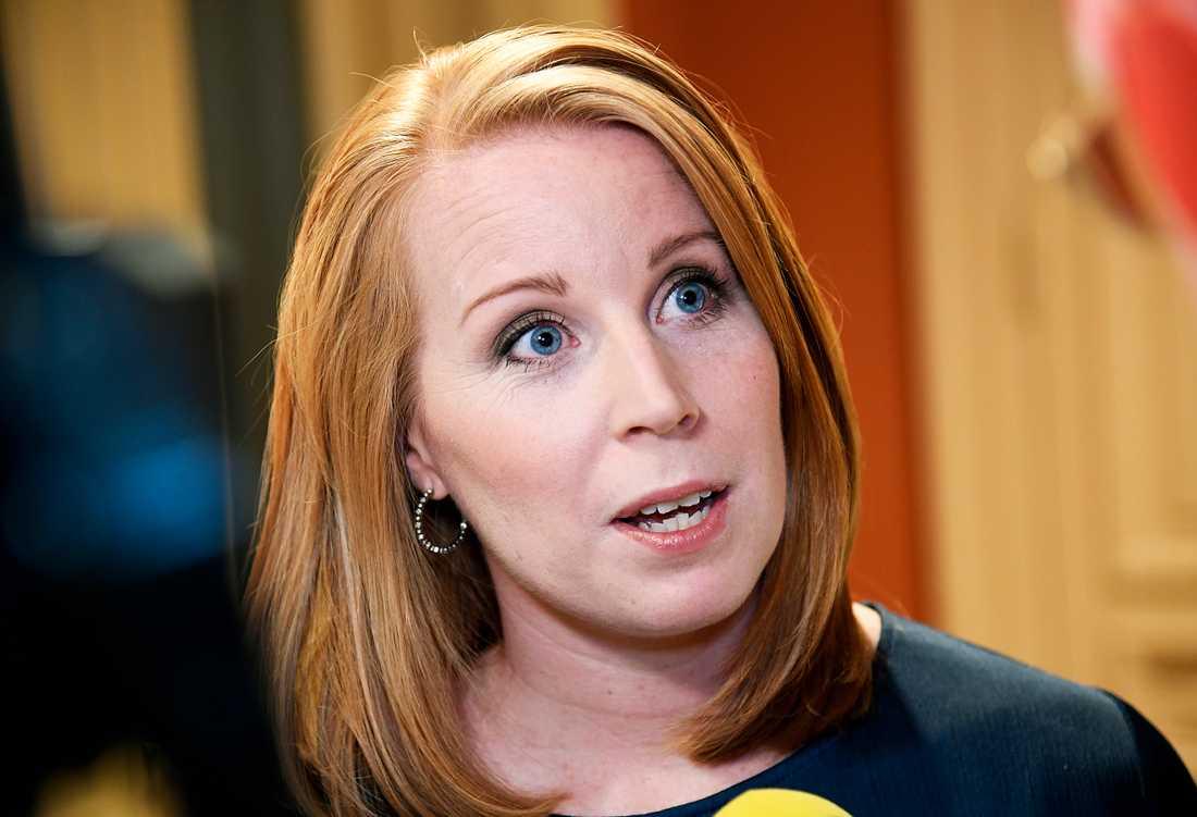 De lättrörliga väljarna har i år hamnat hos Annie Lööf.