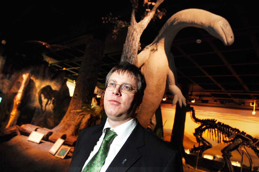 Jan Olov Westerberg anklagas bland annat för svågerpolitik.